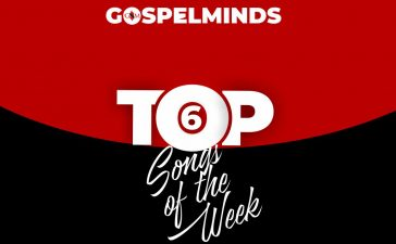 Top 6 Naija Gospel Songs Of The Week - Okay By Limoblaze & Ada Ehi hit #1