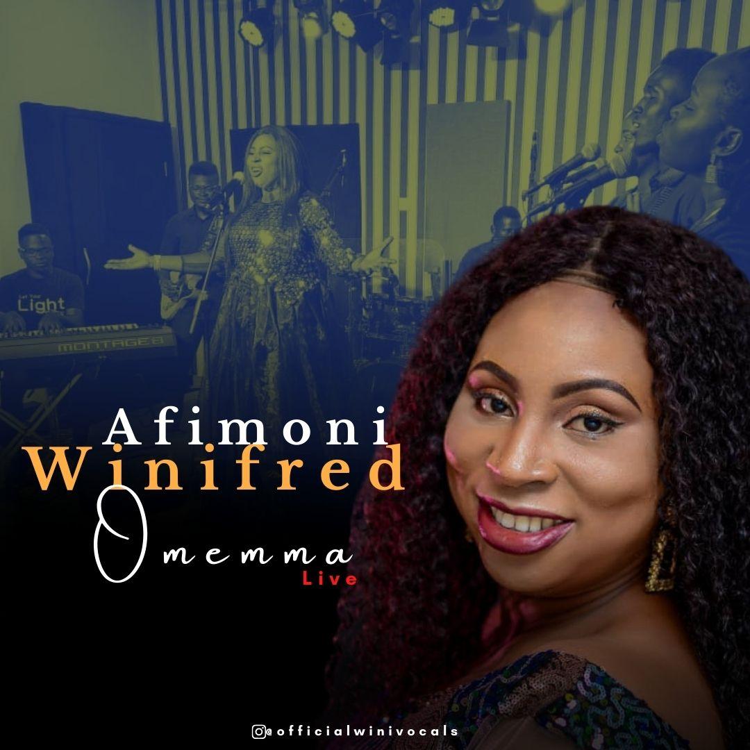 Watch Live Video Winifred Afimoni - Omemma