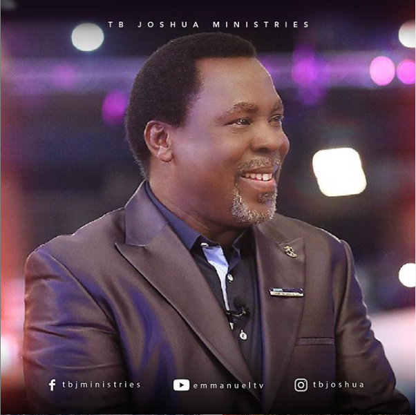 After TB Joshua Church Collapsed