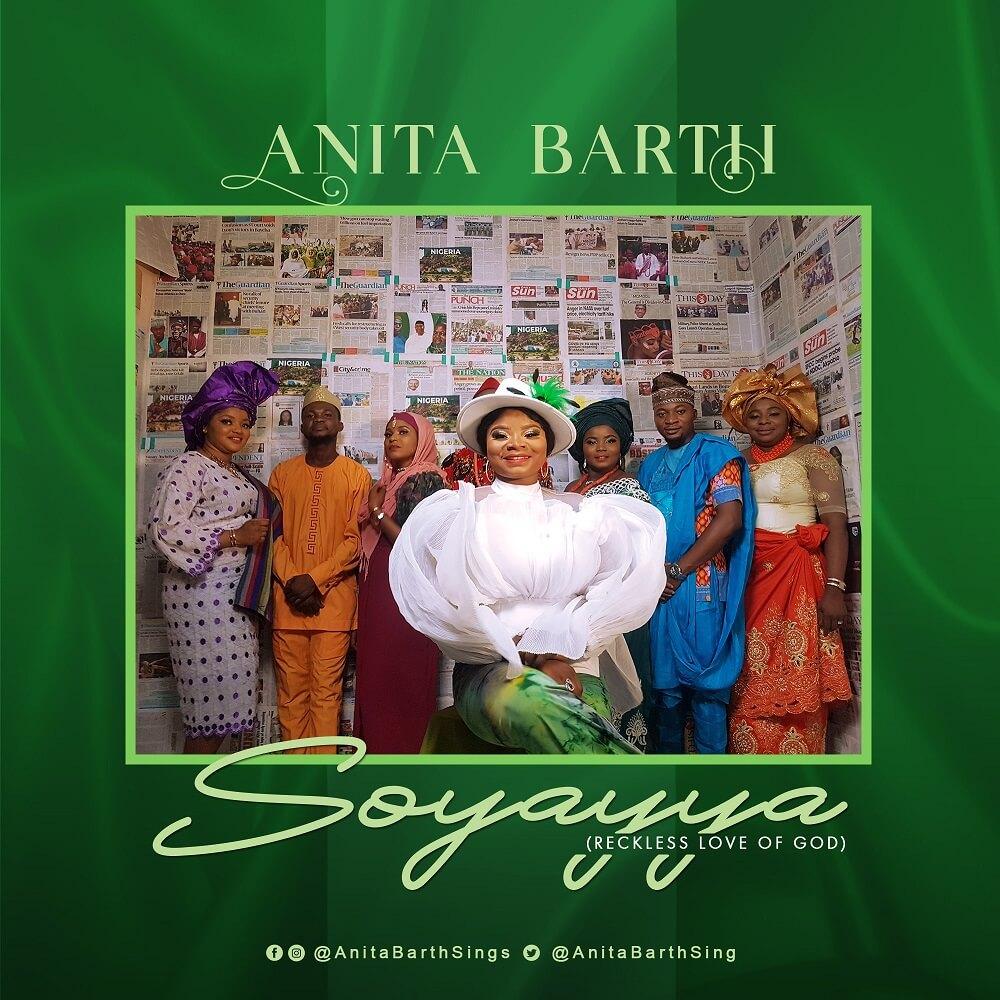 Anita Barth - Soyayya