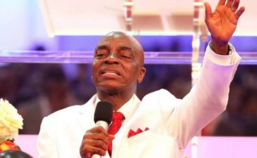 Bishop Oyedepo support End SARS Protests
