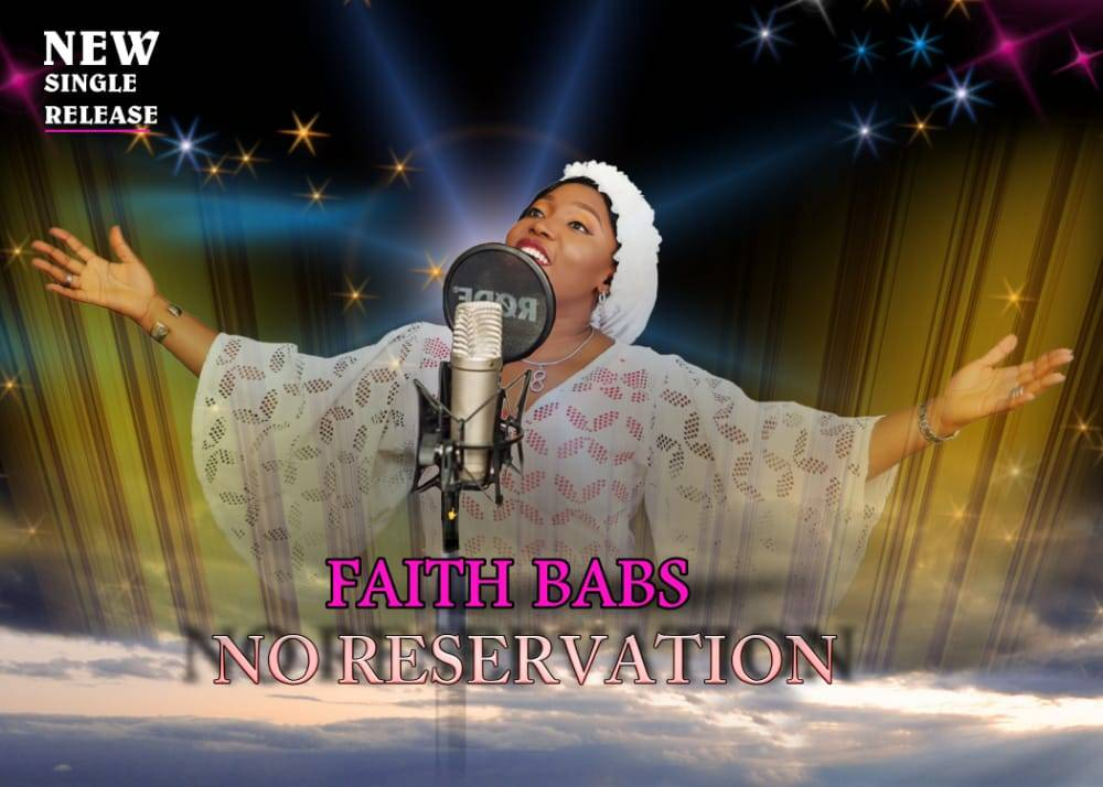 Faith Babs - No Reservation