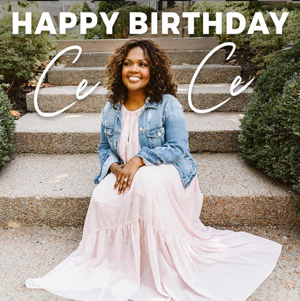 Happy 56th Birthday To CeCe Winans