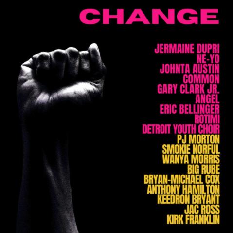 Jermaine Dupri New Song Collaboration 'Change'