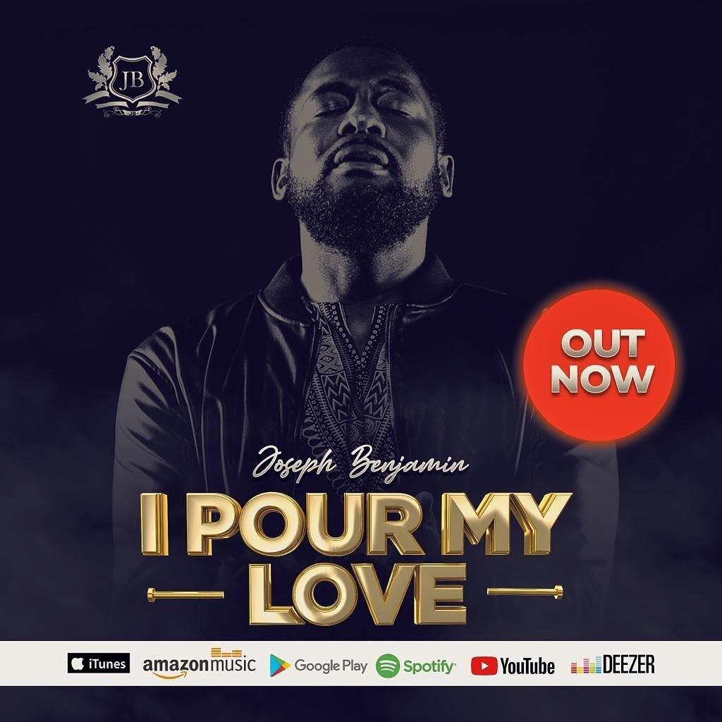 Joseph Benjamin - I Pour My Love