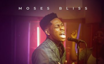 Moses Bliss - In Your Hands