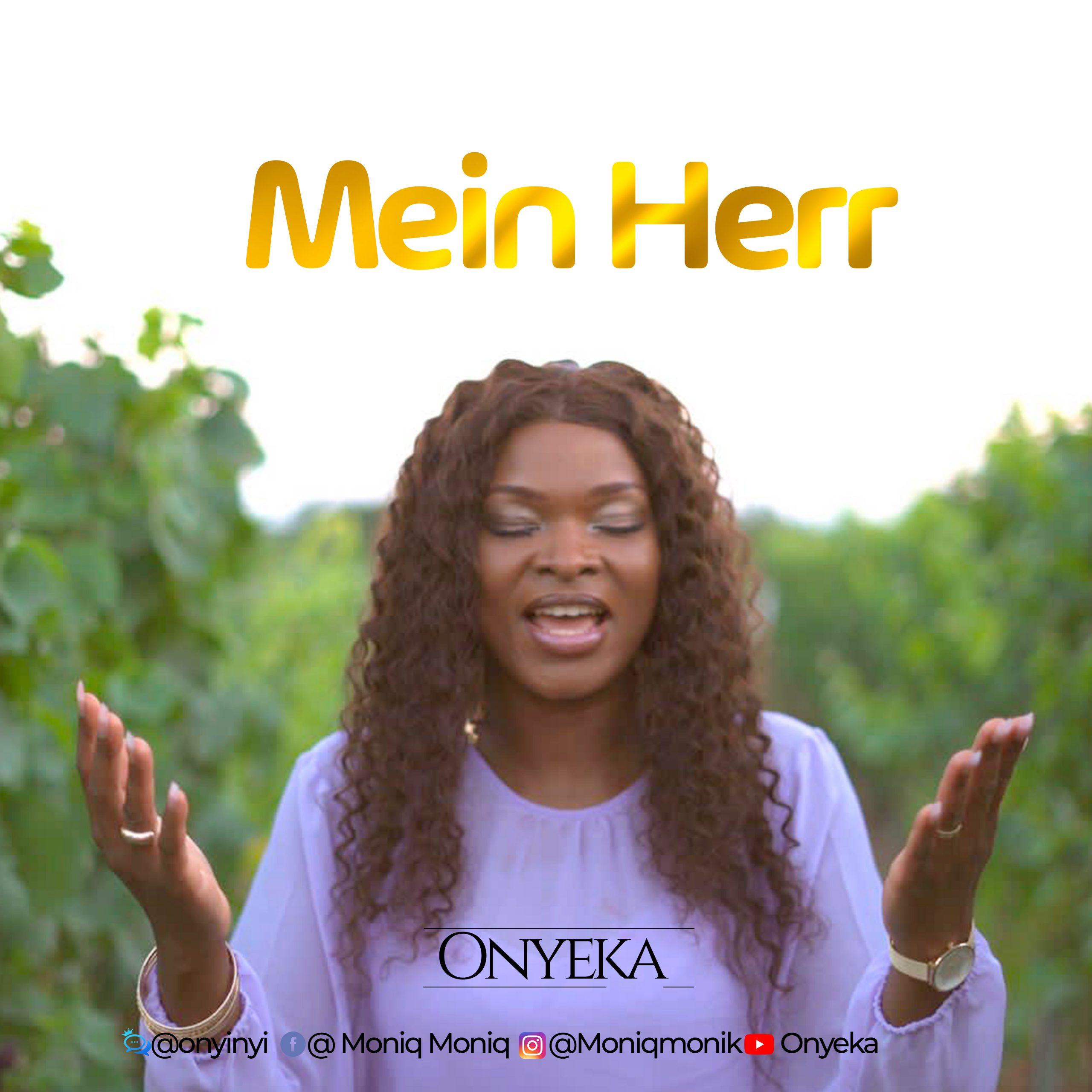 Onyeka - Mein Herr