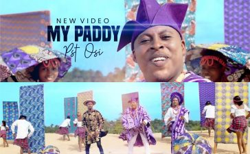 Pastor Ozi Releases Debut Music Video My Paddy