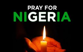 Sam Adebanjo - Pray for Naija - Prayer for Nigeria