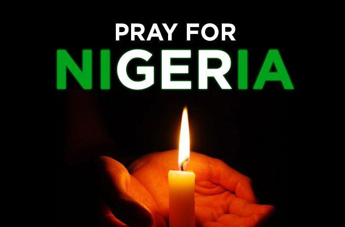 Sam Adebanjo - Pray for Naija - Prayer for Nigeria