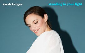 Sarah Kroger - Standing In Your Light Single