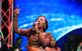 Tasted Of Your Power (Single) By Mercy Chinwo