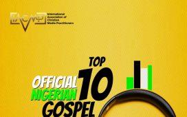 Top 10 Chart IACMP September 2020 Official Nigerian Gospel Music