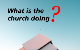 What Is The Church Doing About End SARS