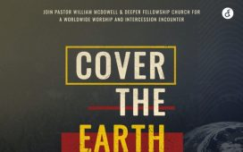 William McDowell Cover The Earth 2020