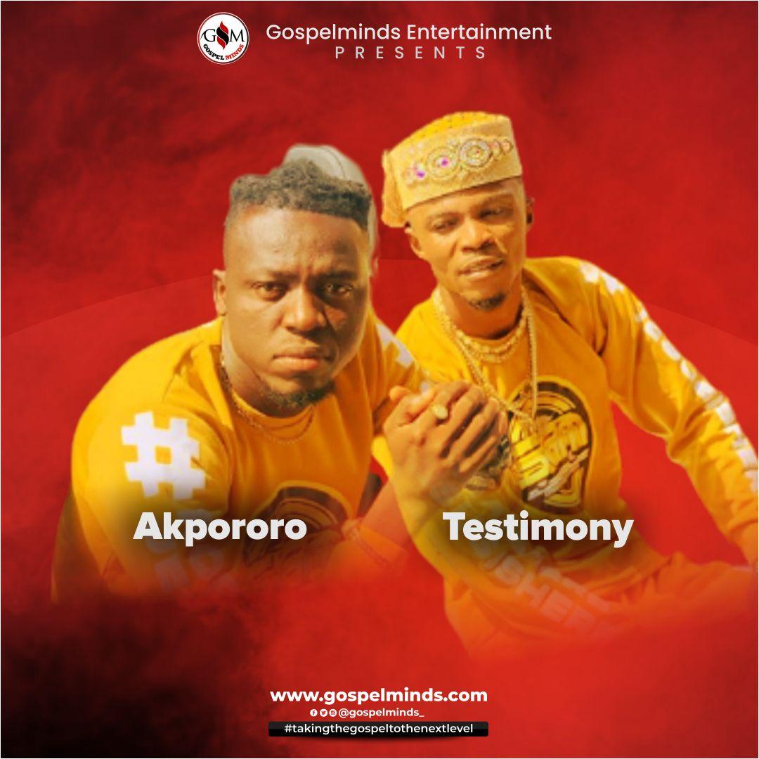 Akpororo and Testimony Jaga
