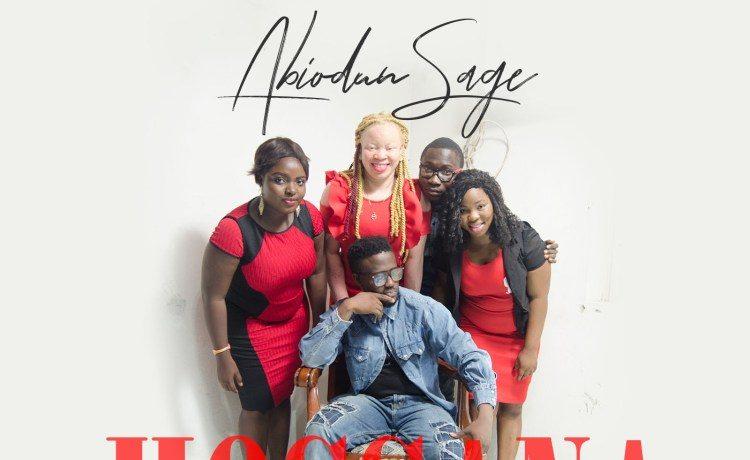 Album Abiodun Sage - Hossana