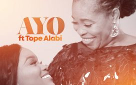 Ayomiku Ft. Tope Alabi - A Friend