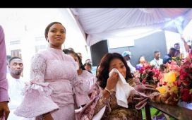Ayomiku Mother Birthday Song (Tope Alabi Daughter)