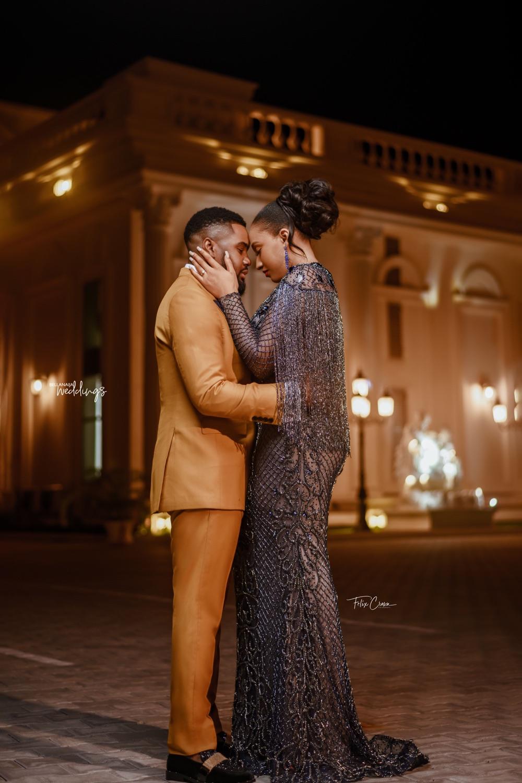 Brunnel Williams GospelMinds Weddings 2