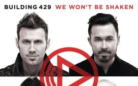 Building 429 - We Won't Be Shaken Album