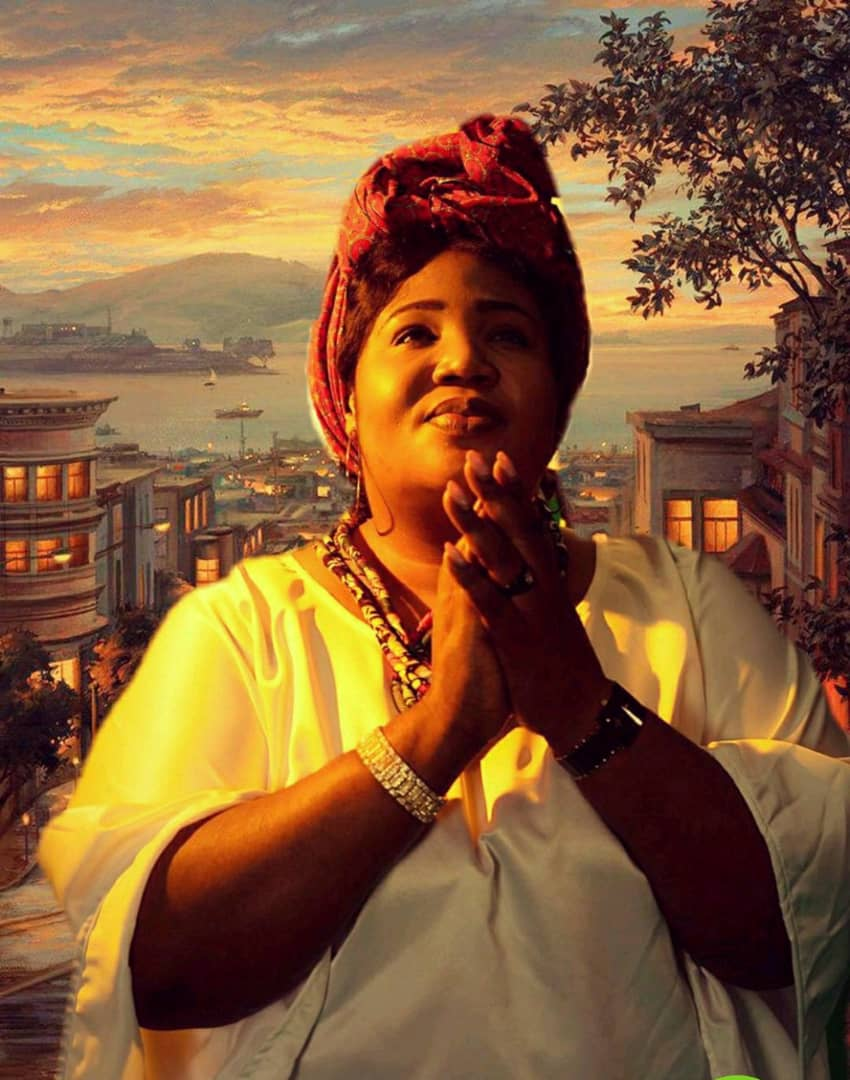 Chinyere Udoma - Healing Streams