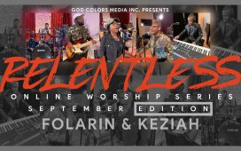 Folarin & Keziah - Relentless Online Worship Series