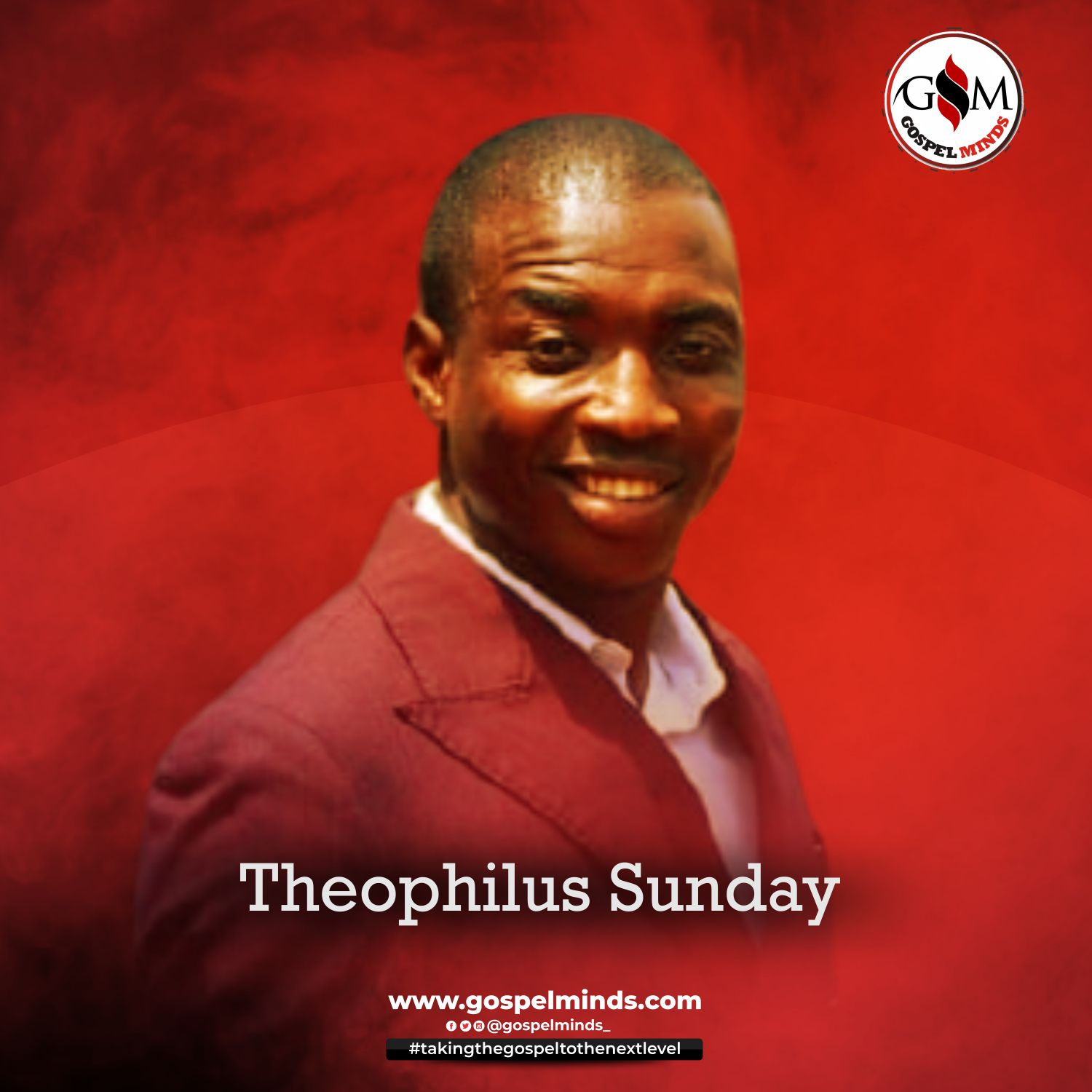 For Your Glory By Theophilus Sunday