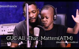 GUC - All That Matters (Cover) By Enni Francis & Kanaan Francis