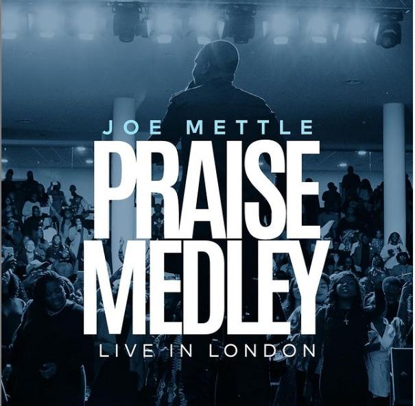Joe Mettle - Praise medley (Live in London)