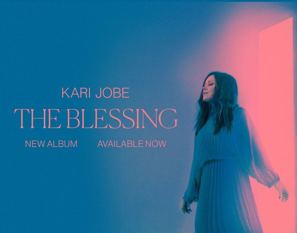 Kari Jobe - The Blessing Album (2020) Songs
