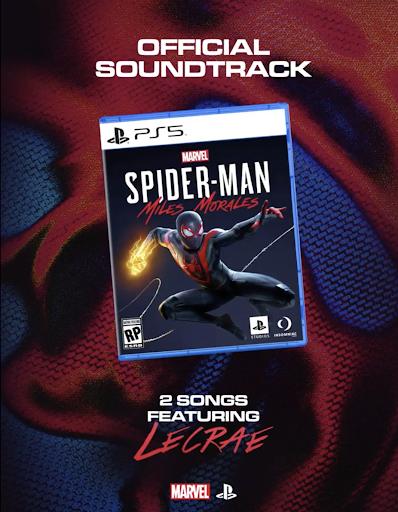 New Spider-Man Miles Morales Game Soundtrack
