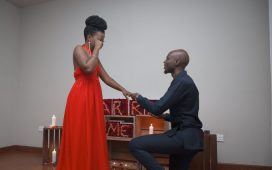 Pompi Is Now Engaged To Esther Chungu