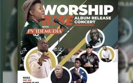 Pv Idemudia Album Release Concert