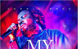 Sonnie Badu - My Confidence (Live)