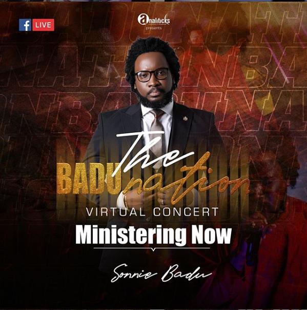 Sonnie Badu Virtual Concert Video - BADU NATION