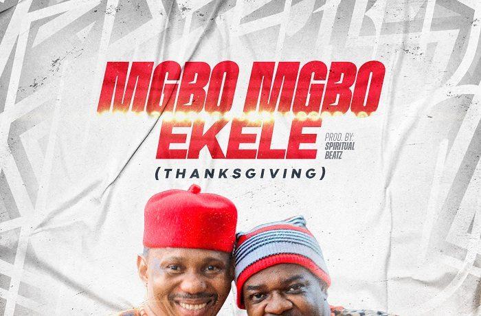 St. Greg - Mgbo Mgbo Ekele Ft. Victor Ike
