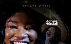 Agbani Horsfall Christmas Song - Celebrate