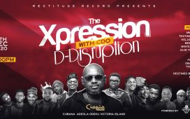 Cubana Praise Night 'The Xpression' with CDO