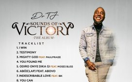 Dr Tj unveils Tracklist for Debut Album