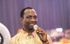 Dr. Paul Enenche - My Heart Is Panting After You ft. The Glory Dome Choir