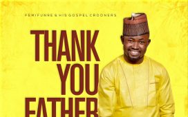 Femi Solarin - Thank You Father