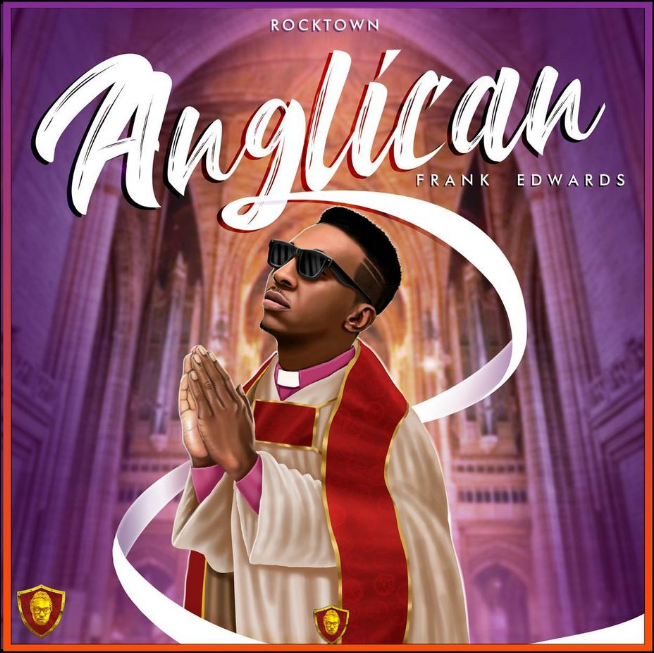 Frank Edwards - Anglican EP