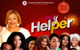 Gospel Minds End Of The Year 2020 (My Helper) 7.0 Mixtape Download
