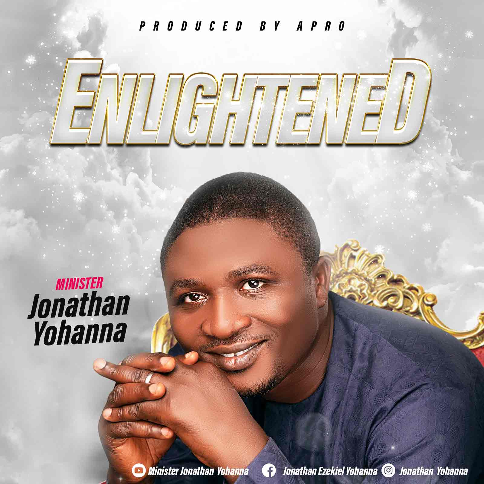 Jonathan Yohanna - Enlightened
