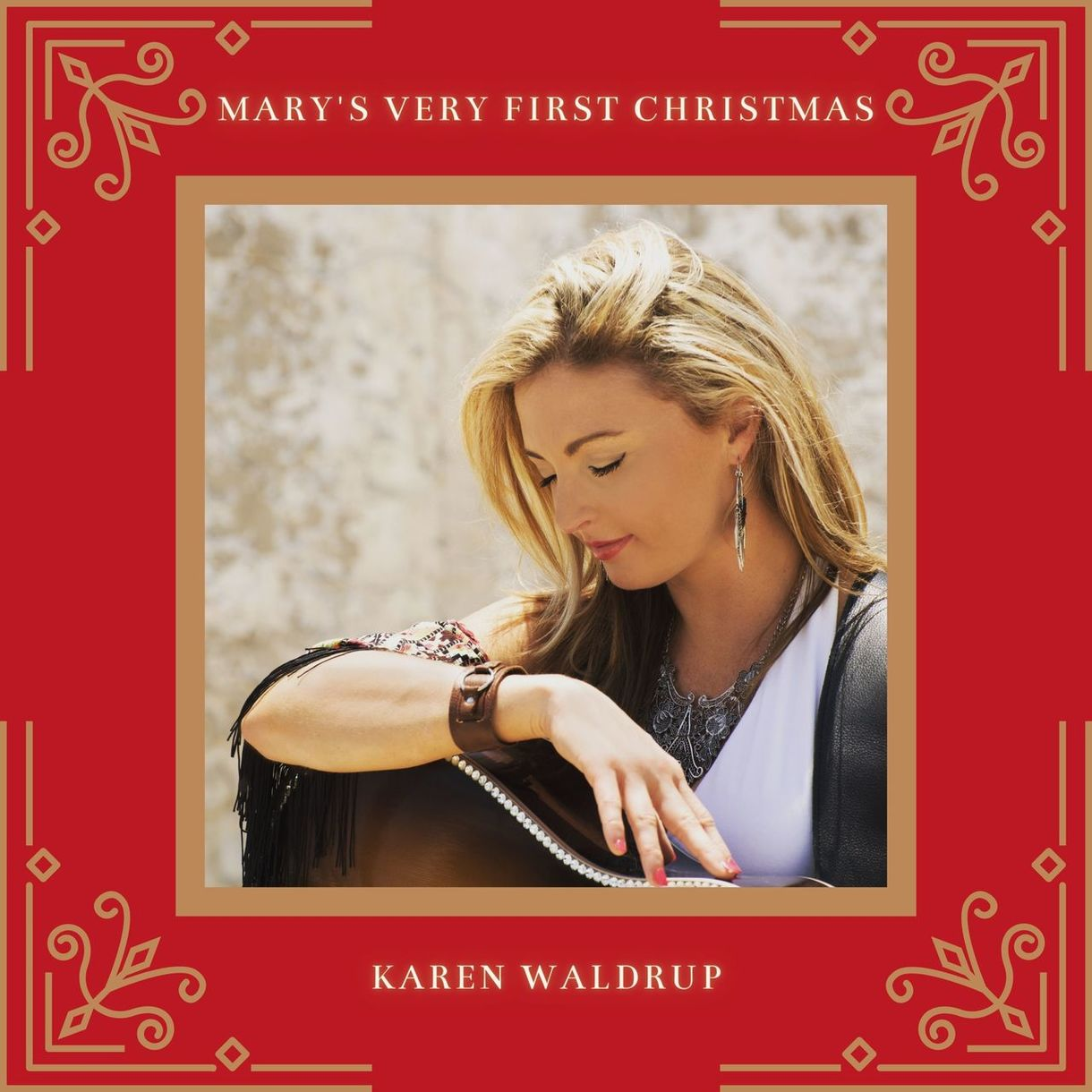 Karen Waldrup - Mary's Very First Christmas