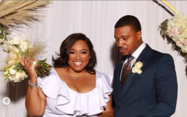 Kierra Sheard Gets Married to Jordan Kelly