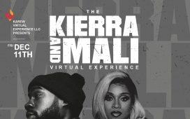 Kierra Sheard & Mali Music 'Virtual Experience' 2020
