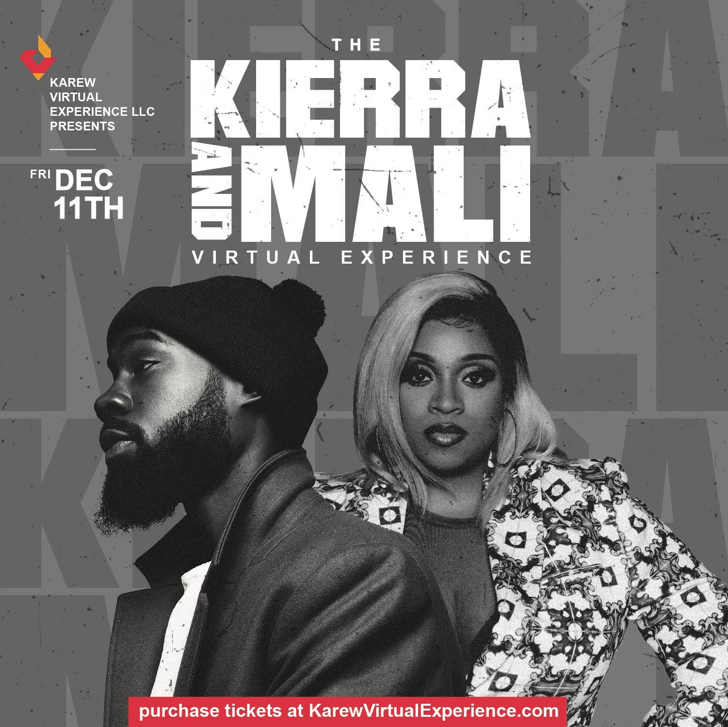 Kierra Sheard & Mali Music 'Virtual Experience' 2020