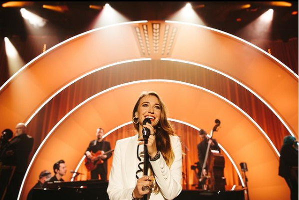 Lauren Daigle Live At Christmas Under The Stars